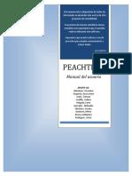 Manual de Peachtree