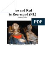 Blue and Red in Roermond