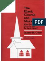 Black Church and Marxism