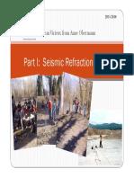 Seismic Refraction for Class 2 JV