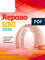 HISTORIA REPASO UNI 2016,UNIVERSIDAD NACIONAL DE INGENIERIA