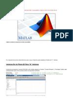 Algoritmo en MATLAB Para Visualizar El Grafico de n Vectores en 2D y 3D