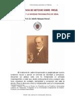 La Influencia de Nietzsche Sobre Freud - Dr. Adolfo Vasquez Rocca