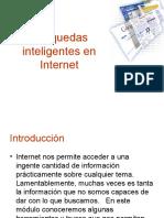Busquedas Inteligentes en Internet