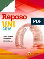 GEOGRAFIA REPASO UNI 2016