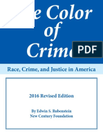 The Color of Crime 2016