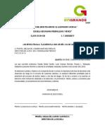 Informe Comisión de Adicciones