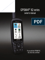 GPS Map 62stc Manual