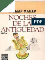Noches de La Antiguedad - Norman Mailer