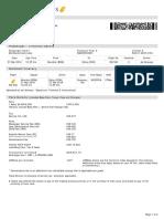 Jet Airways Web Booking ETicket ( PLTPWV ) - Lobo