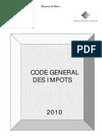 code general des impots 2010 fr