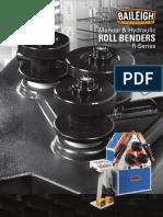 Roll Bender Catalog