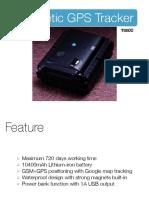 T8800 Tracker