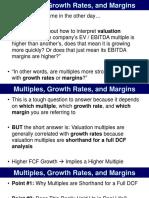 107 12 Valuation Multiples Growth Rates Margins Slides