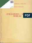 Božidar Šekularac~Dukljansko-Zetske povelje