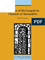 Carl P. Cosaert-The Text of the Gospels in Clement of Alexandria (New Testament in the Greek Fathers)-Society of Biblical Literature (2008).pdf