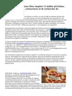 Hot Dog sur un bâton Files chapitre 11 faillite pétition ; Pour réorganiser, restructurer et de rechercher de nouveaux baux