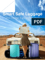 Smart Luggage SL100