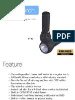 Torch Tracker