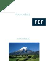Vocabulary (3)