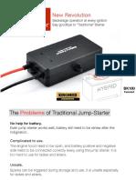 Automatic Jumper Starter