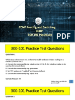 300-101 Pass4sure PDF Dumps