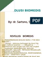 REVOLUSI BIOMEDIS