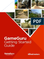 GameGuru - Getting Started Guide