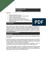 Evaluacion y Seleccion de Los Documento de Archivo Unidad 4