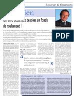 Finances News Fev 10 David Brault Entretien Livre Blanc