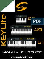 Soundsation Keylite Rev 1.01 Ita