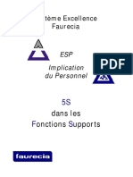 5s Fonctions Supports