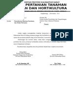 Surat Permohonan Alsintan