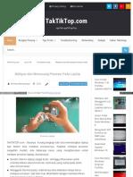 Www Taktiktop Com 2015 07 Melepas Dan Memasang Prosesor Pada