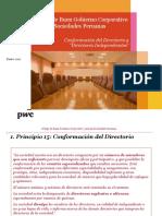 Directorio, Código de Buen Gobierno Corporativo