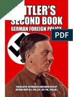 Hitler's second unpublished book