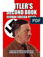 Hitler's second unpublished book