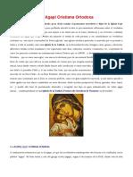Textos Sobre Cristianismo Ortodoxo Para Abrir Caminos de Reflexion