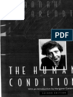 Arendt Hannah the Human Condition 2nd 1998