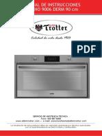 Manual de Horno 9006 DERM.pdf