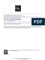Journal of Marketing Research Volume 14 issue 3 1977 [doi 10.2307_3150783] J. Scott Armstrong and Terry S. Overton -- Special Issue- Recent Developments in Survey Research __ Estimating Nonresponse .pdf