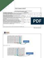 LOGICA Producto académico N°2 2015-3B solucionario
