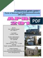 Newcastle Parish Wicklow News April 2016