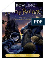 Harry Potter and the Philosopher's Stone Discussion Guide