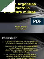 El Cine Argentino Durante La Dictadura Militar
