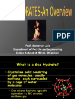 Concept of Gas Hydrates