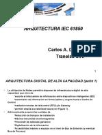 ARQUITECTURA IEC 61850