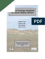 Med Onc Jnr Handbook