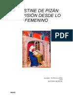 La Emancipación de La Mujer en La Obra de Christine de Pisan