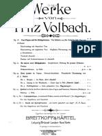 F. Volbach - Piano and Winds Quintet (Piano)